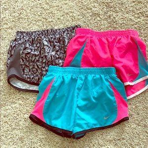 Girls Nike Shorts size S